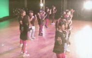 ダンス発表