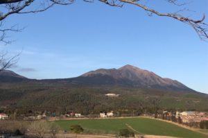 高千穂牧場の風景