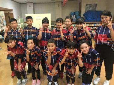串木野クラスの子どもたち